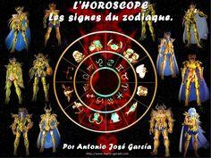 L'horoscope et les adjectifs by antjosegarcia via slideshare