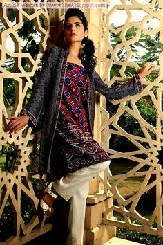 Fiction Concepts by Rabia Wahab Winter / Fall Collection 2014-2015 - FASHIONPAB