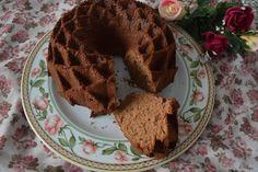 Bundt Cake de Chocolate Milka. Repostería Tximeleta
