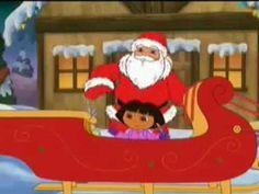 Dora la Exploradora ... Din Don Dan  Navidad