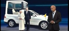 Den #Papst in der Tasche?  #zetsche