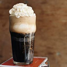 St. Patrick's Day Guinness Float
