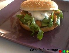 hamburger poulet chèvre miel Hamburger, Bao, Burgers, Sandwiches, Chicken, Ethnic Recipes, Cooker Recipes, Chicken Breasts, Eat Right
