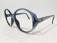 733191ff629 Vintage 1980s Christian Dior Lavender Eyeglass Frames