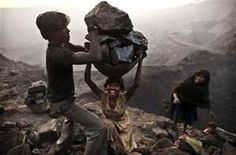 Children of India - [Child Labor in Coal Mines] Bing Images
