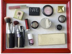 I need this my make up takes up way too much counter space it drives me crazy.