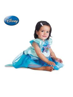 Ariel Disney Infant Costume