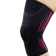 ec750dab9e High-Quality Neoprene Knee Support Sleeve Support Brace Compression (Pink)