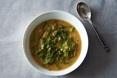 Caul-do Verde (Portuguese Caldo Verde with Cauliflower) - Winner of Your Best Recipe for Autumn Soup at FOOD52