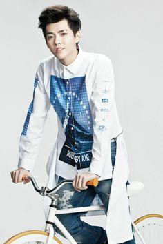 Wu Yi Fan forBeijing Youth Weekly