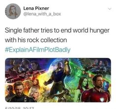 Image result for explain a film plot badly single father rock collection