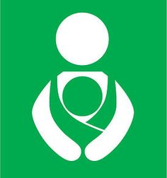International Babywearing Symbol - and a good tattoo idea :) Breastfeeding Tattoo, Breastfeeding Support, Natural Parenting, Gentle Parenting, Henna Ink, Parenting Websites, Moby Wrap, Dreams Do Come True, Baby Tattoos
