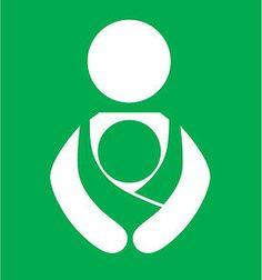 International Babywearing Symbol - and a good tattoo idea :)