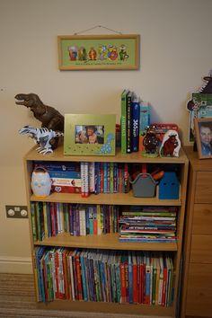 POST BY @elainebetteridg | Settling into our new home - Elliot's DInosaur themed bedroom | http://bit.ly/1Tda4C4