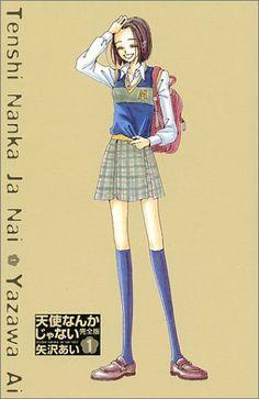 天使なんかじゃない 完全版 1 (愛蔵版コミックス) 矢沢 あい, http://www.amazon.co.jp/dp/4087821293/ref=cm_sw_r_pi_dp_nJChtb0ZTX2XB