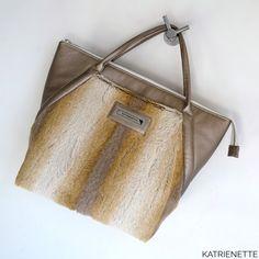 Mathilda II uit Mijn TAS 2 Hermes Kelly, Handbags, Tote Bag, Wallet, Sewing, Fashion, Moda, Totes, Dressmaking