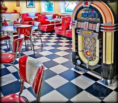 50's Jukebox