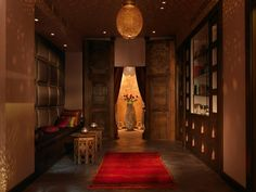 Moroccan Spa at Dolphin House - Adrian Houston Limited