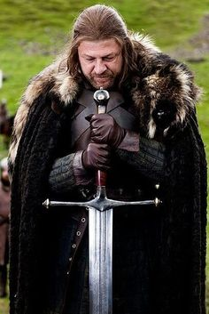 Game Of Thrones - Juego de Tronos Ned Stark - Sean Bean