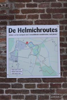 Net geopend: De Helmichroutes in Baak (Gld)