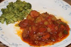 Smoked Sausage & Zucchini Skillet Meal - Blessings Overflowing