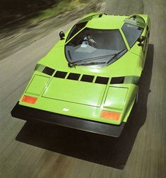 Insomnia, 1979 Dome Zero P2. You can see where the Stratos came from......