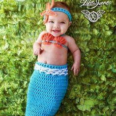 Mermaid love!