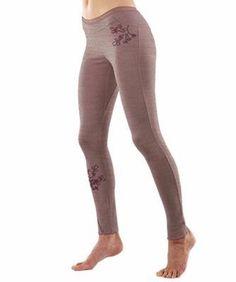 Icebreaker Nature Lite Leggings 862 Spice IBB373- 862- XS en S | Leggings, broeken, rokken en jurken | MOOSECAMPwebshop
