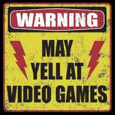 Gamer Warning!!!