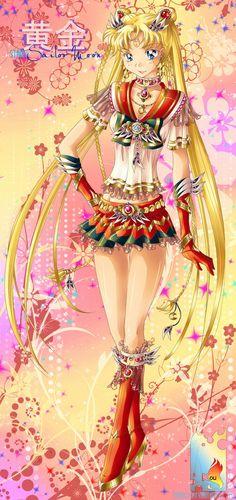Sailor Moon GSS by Shailo on DeviantArt