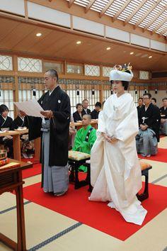 Ebizou Ichikawa's wedding (市川海老蔵と小林麻央の結婚式), Tokyo