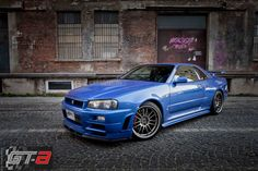 Paul Walker's Fast & Furious 4 R34 Nissan GT-R For Sale, Priced At $1.35 Million