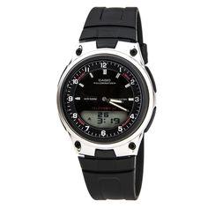 Ceasuri Casio :: Ceas barbatesc casio Sport AW-80-1A Rolex Watches, Watches For Men, E Bay, Black Rubber, Casio Watch, Smart Watch, The Originals, Best Deals, Digital