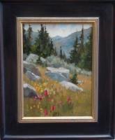 Alpine View by Kate Kiesler