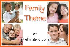 Lots of Ideas for family theme