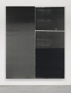 Wade Guyton | Untitled | 2008 | Epson UltraChrome inkjet on linen