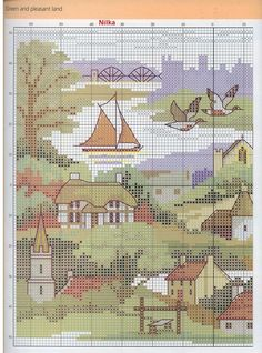 #ClippedOnIssuu from Cross Stitch Gold 40