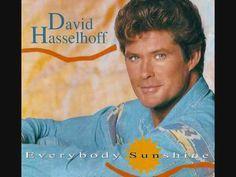 David Hasselhoff Everybody Sunshine records, LPs and CDs Music Songs, My Music, Jack White, Passed Away, Lps, Videos, Best Friends, Sunshine, David