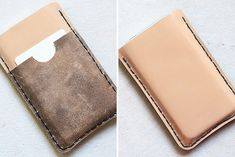 How to Make a DIY Phone Case - 20 Creative Ideas | DIY Leather Case for your phone.