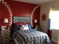 Base ball room I just finished :)