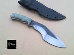 Falcata by MLLKnives on DeviantArt