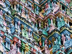 India/Indian culture | ... gods and goddesses from indian culture, portrayed in rows on the stu