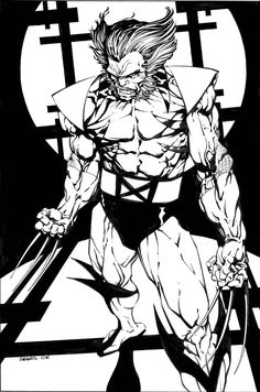Wolverine by Bart Sears