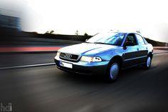 Audi A4 Rig Shot