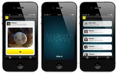 App Shares Data From Phone To Phone With Musical QR Codes - #sound #data #share
