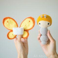 Butterfly  Crochet Patterns, Amigurumi Butterfly Crochet, Butterfly crochet pattern,  Butterfly crochet, Butterfly amigurumi,  Butterfly Crochet doll, crochet Butterfly Amigurumi