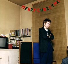 Johnny Rotten's Merry Christmas.