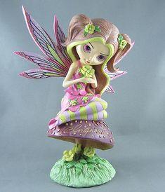 Jasmine Becket-Griffith Fairy Garden statue