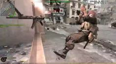 COD4 MW [Crossfire Map] - Team Death Match [TDM] - PC Online Multiplayer...