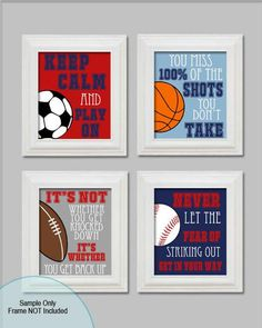 Baby Boy Nursery Room Ideas Sports Soccer Football 24 Ideas For 2019 Kids Sports Bedroom, Football Bedroom, Boys Bedroom Decor, Bedroom Ideas, Trendy Bedroom, Sports Themed Nursery, Sports Bedroom Themes, Boys Basketball Bedroom, Football Rooms